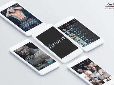 Grunt Social Media App