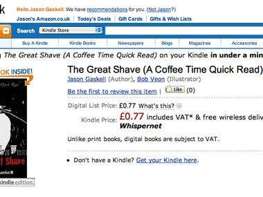 The Great Shave (e-book)