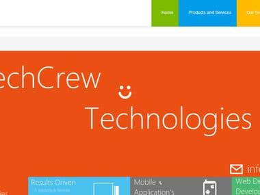 TechCrew Website