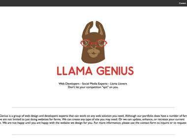 LlamaGenius