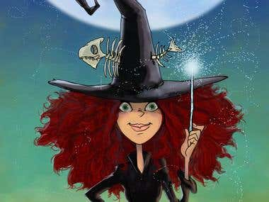 Penny the Witch