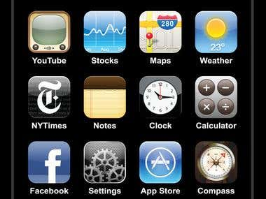 iPhone apps marketing