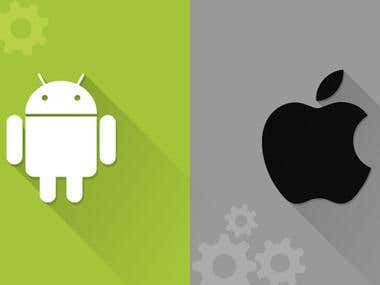 Android & ios App Development