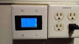 Power load meter