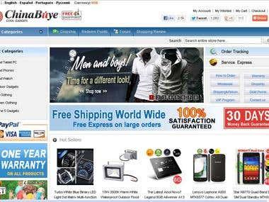 SEO for Chinabuye.com