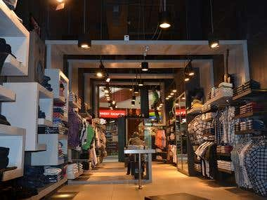 Garment Showroom