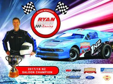 Rayan's Car Poster