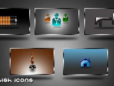 Stylish Icons