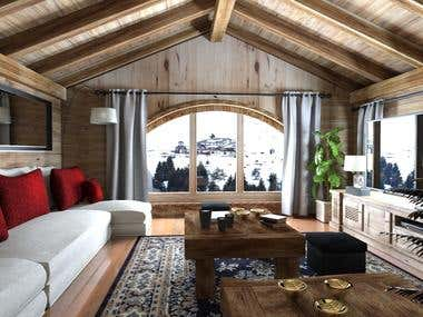 Architecture, Room