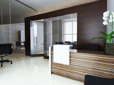 Office Design Of Mr Kakkar