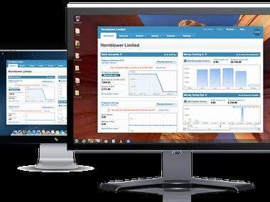desktop application using C#