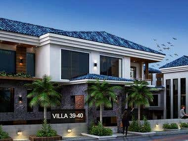 private villa