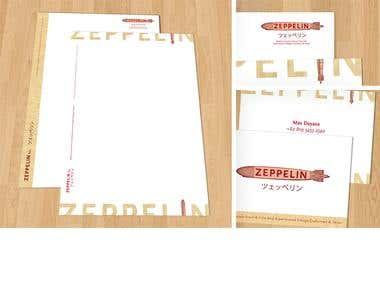 ZEPPELIN LOGO - 2009