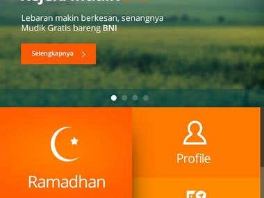 BNI Ramadhan Experience