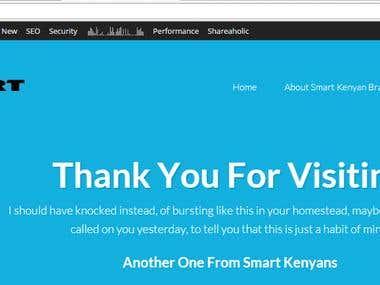 Smart Kenyan Brand
