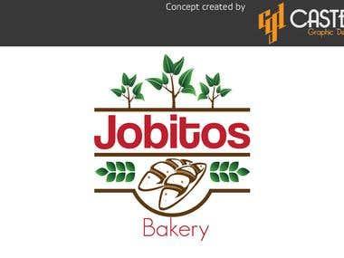 Jobitos Bakery - Logo