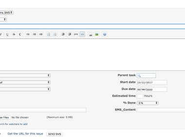 Redmine customisation