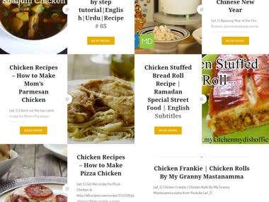 Epic chicken recipes - Food Blogging Website