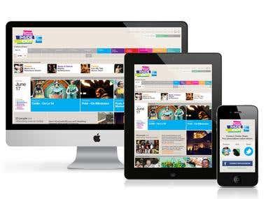 responsive web design ASP.NET