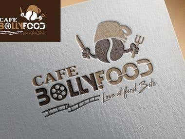 logo for BollyFood
