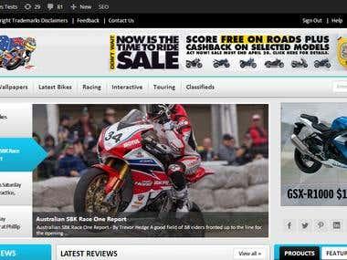 Mcnews.com.au site