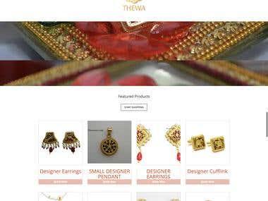 Thewastore jewellery