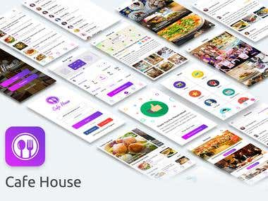 Cafe House | Restaurants & Cafes | Bars & Pubs