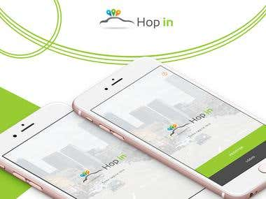 Hop In | Car Pooling | Location & GPS