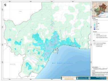 Estudio de Vulnerabilidad para el riesgo de inundación