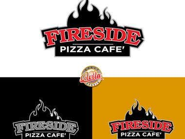 Fireside Logo Design