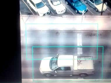 Moving Vehicle Detection.