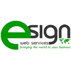 eSign Web Services : SEO & Internet Marketing Company India