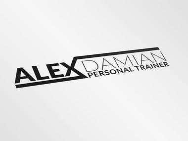 Logo Alex Damian
