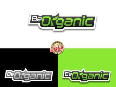 BeOrganic Logo Design