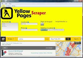scrapping Yellow Pages