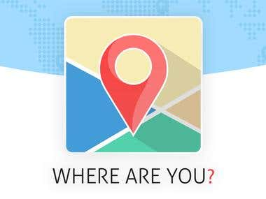 Where are you | Location Tracker | Family Locator