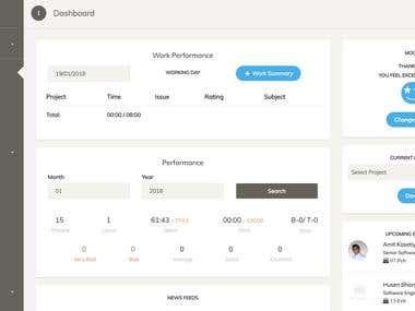 SOFTICES HR Portal