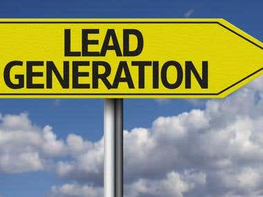 LEAD GENERATION / EMAIL MARKETING