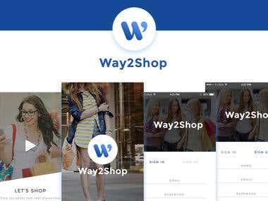 Way to Shop | eCommerce | Shopping | Buy - Sell