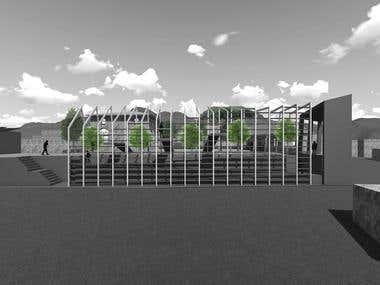 Park and Landscape Structure Project