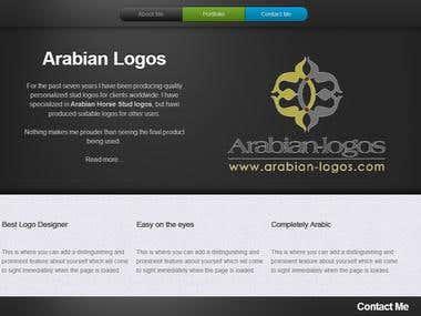 Arabian Logo Web Design and Development