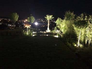 Private Garden Design