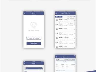 Diamond App