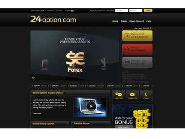 Top Binary Options Broker Website