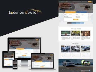 Futuristic Web Design