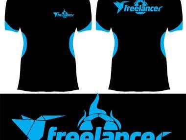 A design t-Shirt