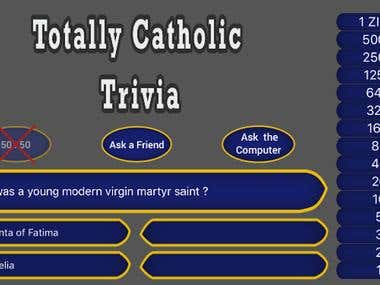 Totally Catholic Trivia 2.0