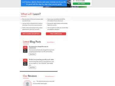 https://www.interawareness.com/ - Wordpress