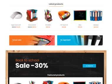 Different Ecommerce Design Themes With Us