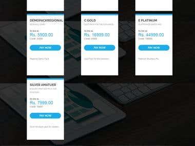 SMS Campaign Marketing Portal